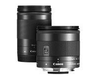 Canon M Lenses
