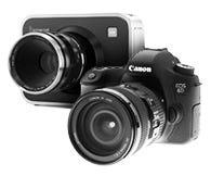 Large Sensor Cameras