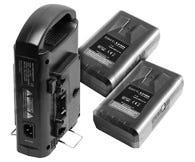 V-Lock Battery & Charger Kits