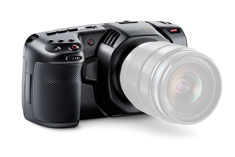 Buy Blackmagic Pocket Cinema Camera 4k Ready To Shoot Bundle
